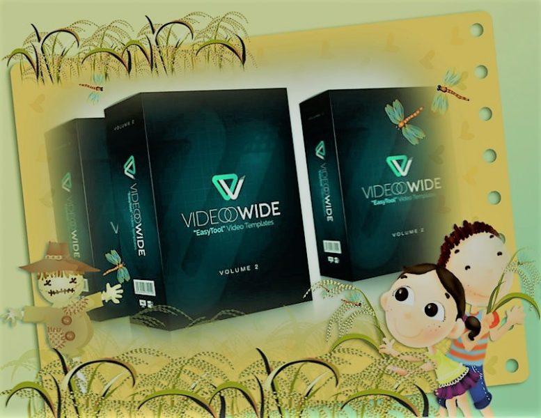 Download VIDEOOWIDE Volume 2 – EasyTool Video Templates