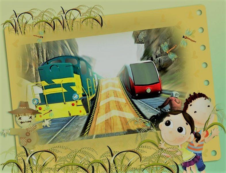Subway Rider Train Rush APK