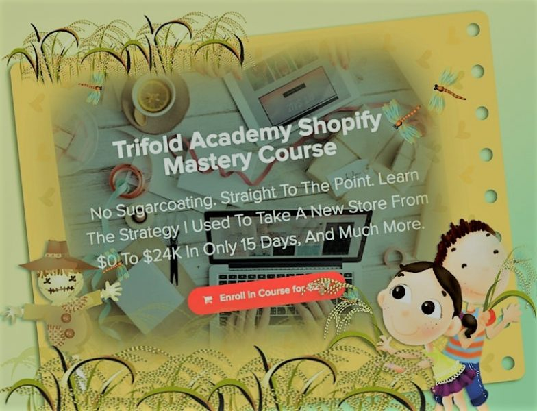 Download Trifold Academy Shopify Mastery