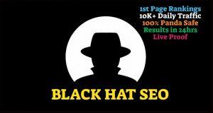 black hat seo course