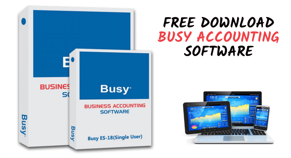 Busy Accounting Software Download